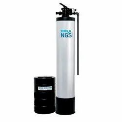 Zero B Water Softening Systems