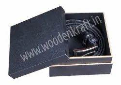 Top Bottom Belt Packing Box