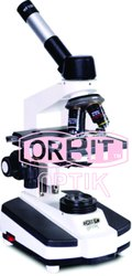 Orbit Monocular Inclined Research Microscope