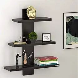 SkyWooden Wall Shelf Mounted Shelves for Bedroom Living Room Wall Decor Decorative Display