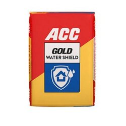 ACC Gold Water Shield Cement, For Construction