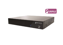 Eco Securus SS-8041-TPHD-M5 (S) (4 CH 5 MP DVR), For Video Recording