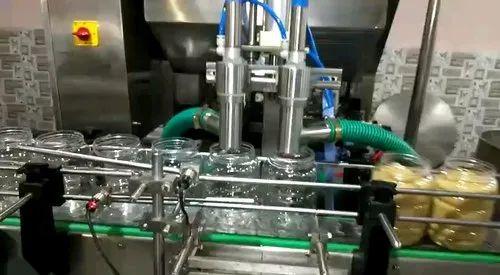 Ginger Garlic packing machine