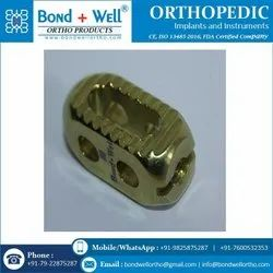 Orthopedic Rocket Cage