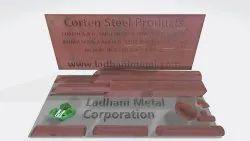 Corten Steel Sheets Plates Coils , ASTM A588 Gr 1/2 , ASTM A242 Type 1/2,IRS M41 Sheets/Plates/Coils