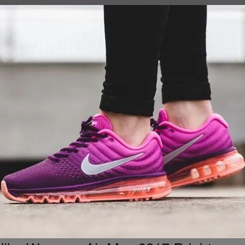 Nike Airmax 2017 Purple Women's Running
