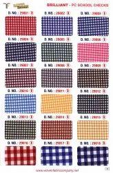 29001 School Uniform Shirting Fabric