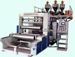 Plastic Film Machinery