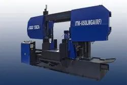 ITM-650LMGA(RF) - NC Fully-Automatic Double Column Bandsaw Machine On Lmg