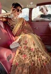 Kalista Khawab Hits Vol-2 Fancy Saree Catalog Collection