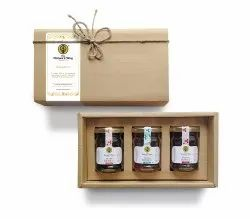 Corporate Honey Gift Set - Unique And Healthy Diwali Gift
