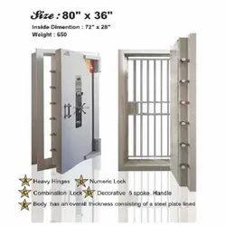 MS Safety Locker Door