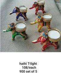 Hathi T- Light Holder