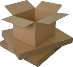 Custom Rectangular Corrugated Boxes, Weight Holding Capacity (Kg): 5 - 10 Kg