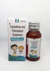 Aceclofenac Paracetamol Syrup