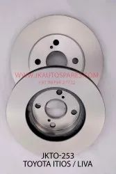 Brake Disc For Toyota Itios / Liva