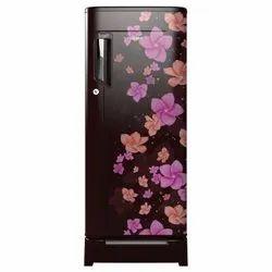 Whirlpool Icemagic Powercool 190 L Single Door Refrigerator With Pedestal,3 Star, Wine Adora,