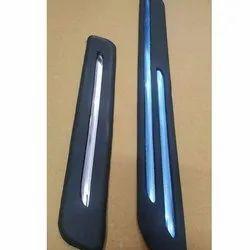 Black PVC,Aluminium Car Bumper Protector, Size: 90 Cm