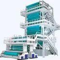 in India Manufacturer High Speed Blown Film Making Machine