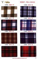 270 GSM School Uniform Shirting Fabric