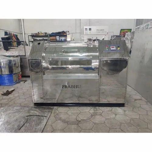 30 Kg Horizontal Washing Machine