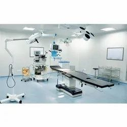 Modular operation theater Validation service