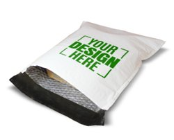 Printed Courier Bag