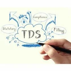 Consulting Firm Banking and Finance TDS Compliance Service (Chartered Accountants)
