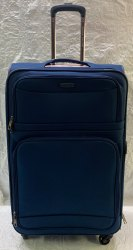 American Polo Usa 28 ''Navy 4 Wheeler Water Resistant Trolley Bags / Suitcase Trolley Polyester