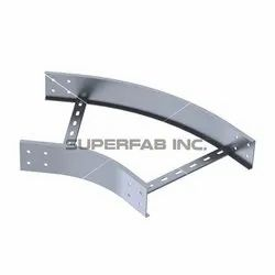 Ladder Cable Tray Horizontal Elbow 45