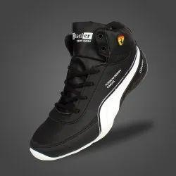 Mens High Neck Sport Shoes