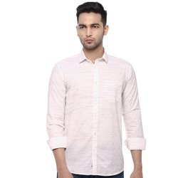 Cotton Party Wear QM5040 Men Designer Shirt, Size: S-XL
