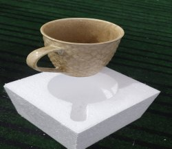 Single Coffee Mug Thermocol Packaging Box