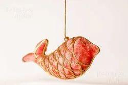 Fish Design Christmas Ornaments