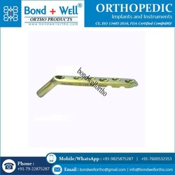 Orthopedic Implants DHS Locking Plate