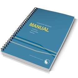 Manual Guide Printing Services