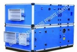 HVAC Double Decker Air Handling Unit