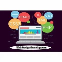 PHP/JavaScript Dynamic Corporate Website Designing Services, With 24*7 Support