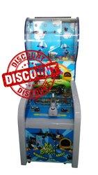 Canon Paradise Arcade Game Machine