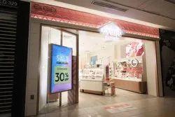 Showroom Interior Designing Services
