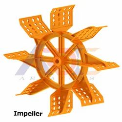1 HP 4 Paddle Single Mould Impeller