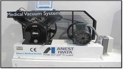 Vacuum Pump - Air cooled