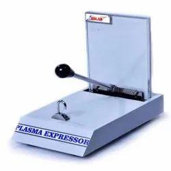 Manual Plasma Expressor