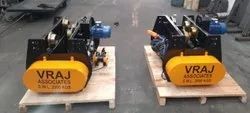 Wire Rope Hoist With Electric Trolley
