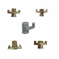 Different Formwork Accessories For Building Construction / Formwork Wing Nut
