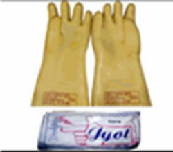 JYOT - RUBBER INSULATING SEAMLESS GLOVES