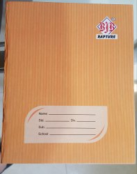 White Tnpl Paper BJB Rapture Jumbo Notebook, For School