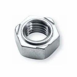 Hexagonal Stainless Steel Lock Nut