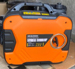 Portable Generator 2000is, Super Silent Inverter Sine Wave Output