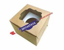 Kraft  1 Cupcake box